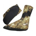 Calzari Anatomic Camo marrone 3,5 mm