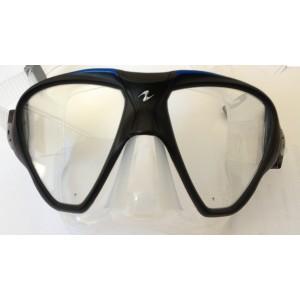 Maschera Aqua Lung Impression trasparente
